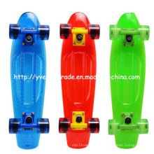 Transparent Penny Skateboard with Hot Selling (YVP-2206-3)