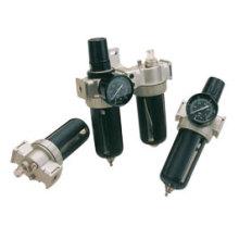 Unidad de tratamiento de fuente de aire de la serie E804
