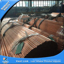 En1057 Temer R220, R290 Water Copper Pipe