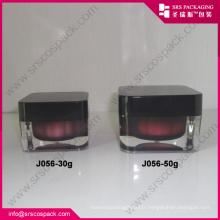 Cosmétique 5ml Acrylic Sample Jar Tester Wholesale