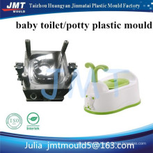 customized high precision baby potty/closestool plastic injection mold maker
