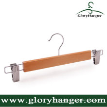 Natural Wooden Pant Hanger, Trousers Hanger
