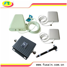 850MHz/1900MHz Dual Band Complete Set Mobile Phone Signal Booster for Home or Office Large Coverage