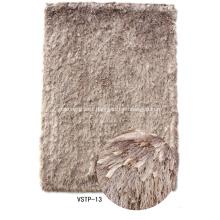 Mezcla de seda viscosa y plumas mezcladas