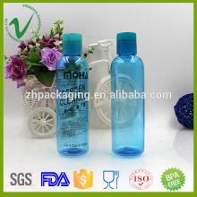 Cilindro de perfume de embalaje botella PET 120ml transparente al por mayor