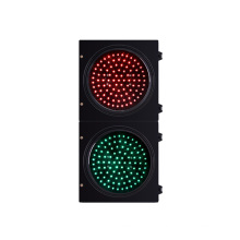 200mm 8 inch red green led traffic light