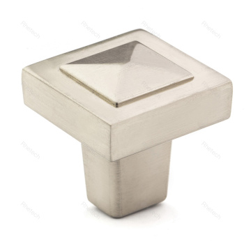 Decorative Square Retro Simply Style Furniture Knob