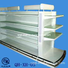 Newest Cosmetic Glass Supermarket Shelf (QH-XH-03)