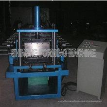 Máquina formadora de perfiles rectos y cónicos
