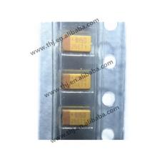 Tantalum Capacitor Solid 1uF 20V A CASE 20% Inward L SMD 3216-18 9 Ohm 125C T/R RoHS  TAJA105M020RNJ