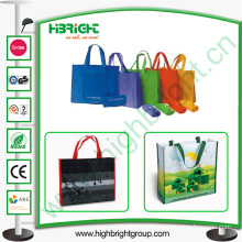 Non-Woven Colorfur Shopping Bag for Store and Supermarket