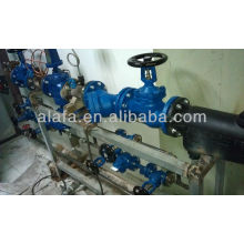 PRV de vapor (válvula de redução de pressão)