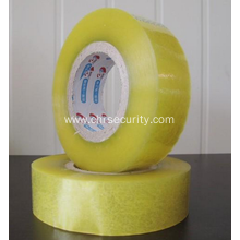 Top grade clean low noise bopp stationery tape