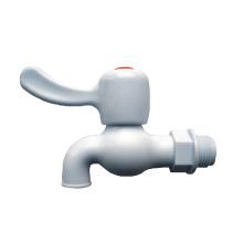 Robinet en plastique de robinet d'eau en PVC