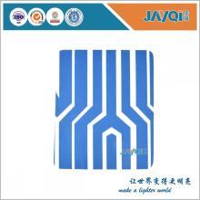 Billiger kundenspezifischer Logo Microfiber Brillenstoff