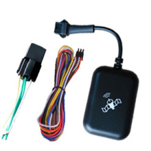 Perseguidor del vehículo de GSM GPRS GPS con diseño compacto, botón de pánico de Sos, alarmas antirrobo del G / M (MT05-KW)