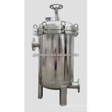 Industrieller Edelstahl-Nano-Silber-Wasserfilter für Wasserbehandlung