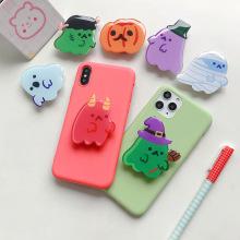 Support de téléphone portable motif Halloween