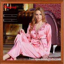 Women Fashion Silk Pajamas (DSS067)