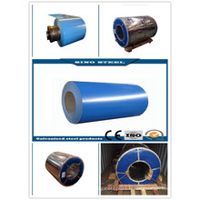 PPGI prix couleur enduit bobines d'acier galvanisé