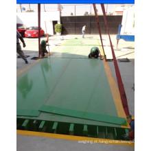 Keda 3X20m 100ton, 120ton, 150ton Eletrônico / Digital Caminhão Escala / Weighbridge Made in China
