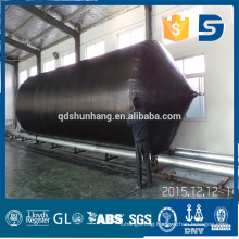 SGS certificate inflatable fishing boat pneumatic pontoon ship rubber airbags