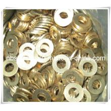 Bs4320 F / B Messing Flachscheiben