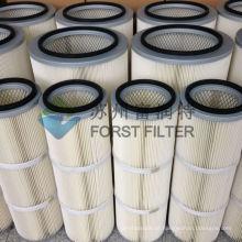 FORST Preço competitivo Industrial Ar Dust Filtro Cartucho Elemento Fornecedor