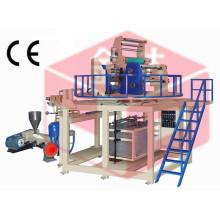 PVC Hot Shrinkable filme de sopro máquina / PVC filme soprando máquina