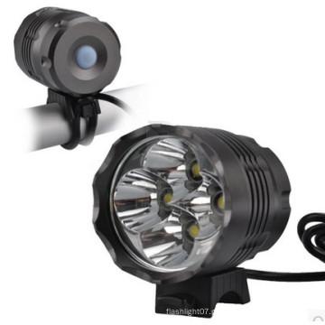 4800 Lúmens CREE Xm-L 4 X CREE T6 LED Bicicleta Lâmpada / Bicicleta Luz / Headlamp / Headlight CE RoHS
