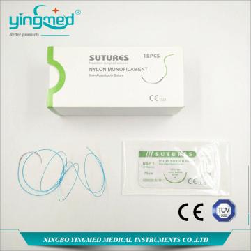 Nylon Monofilament Surgical Suture
