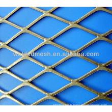 Cages d'animaux Feuille de métal expansé