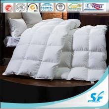 Oeko-Tex 100 Стандартное одеяло / одеяло из гусиного пуха 1 класса