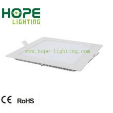 Quadratische Form 300 * 300mm 10W neutrale weiße 30000hrs LED-Platte