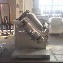 Three Dimensional Movement Mixing Machine