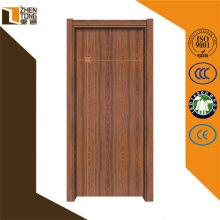 Charnière invisible / visible porte intérieure chinoise MDF, serrures de portes coulissantes pour portes en bois, porte en MDF revêtu en MDF