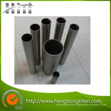 Tubo de titanio inconsútil industrial del precio Gr2 / Gr9