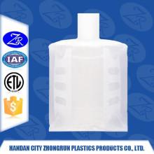 China manufacture fibc bag supplier food grade liner bag baffled fibc bag waterproof (for sugar,flour,rice,maize,etc) ZR-88