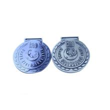 Broche de medalha de design personalizado de alta qualidade estilo clássico