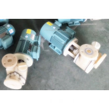 FVZ Self priming PVDF Chemical transfer pump