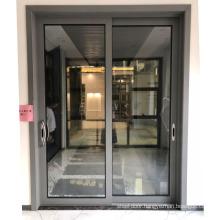 Australian standard house security aluminium glass sliding door