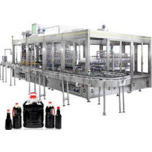 Glass Bottle Automatic Liquid Filling Machine For Edible Oi