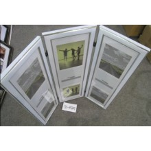 "3pcs 4""X6""X3 Door Shape Plastic Photo Frame"