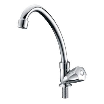 Polo Plastic ABS PVC PP Chrome Bibcock Faucet