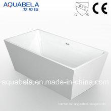 Cupc Approved Sanitary Ware Freestanding Акриловая ванна для душа (JL608)