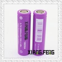 3.7V Xiangfeng 18650A 3500mAh 10A Imr Nipple Top 18650 Batterie