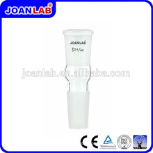 JOAN Laboratory Glassware Adapters Standard Joint Connector With Male And Female Joint