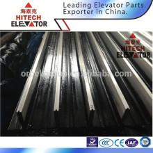 Trilho de guia elevador / trilhos de elevador tipo T / T70-T78-T89-T90