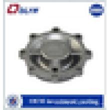 OEM de acero inoxidable de ferrocarril de piezas de recambio de piezas de precisión de cera perdida piezas fundidas