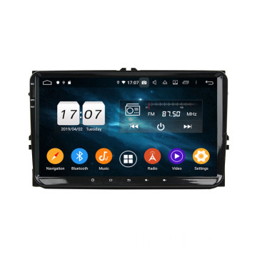 Klyde Android Bilstereo สำหรับ VW universal พร้อม DSP